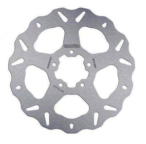 Parts Unlimited Brake Rotor Standard Solid Mount Front or Rear Brake Rotor by Galfer DF518W