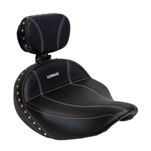 Ultimate Seats Seat Tall Boy Driver Seat and Backrest Black by Ultimate Seats 2R-15901-B