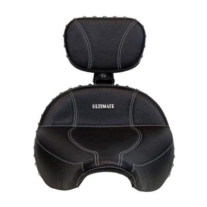 Tall Boy Driver Seat Black by Ultimate Seats