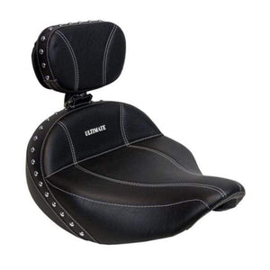 Ultimate Seats Seat Tall Boy Driver Seat Black by Ultimate Seats 15911-B