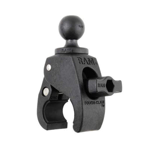 "Parts Unlimited Accessory Mount Tough-Claw Mount Small with 1"" Diameter Rubber Ball by Ram Mounts RAP-B-400U"