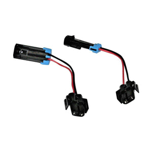 Parts Unlimited Running / Driving Lights TruBeam Passing Lamp Adapters by Custom Dynamics CDTB-IPLA
