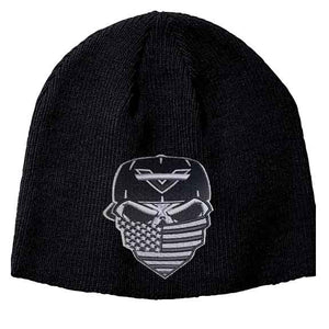 Mike Roehrich Hat Victory Mask Grey USA Beanie BEAN-GREY-USA