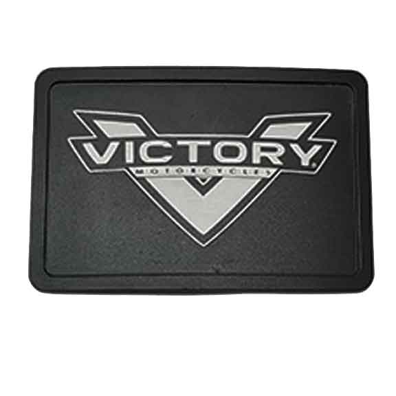 Victory New Logo Black Belt Buckle by Witchdoctors