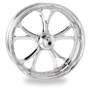 Tucker Rocky Wheel Wheel Front 18 X 3.5 Luxe Chrome Indian by Performance Machine PM0429