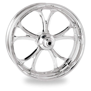 Tucker Rocky Wheel Wheel Rear 16 X 3.5 Luxe Chrome Indian by Performance Machine PM0441