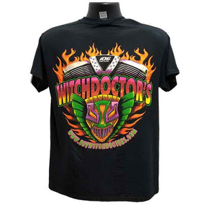 Greg Ozubko Shirt Witchdoctor T-Shirt New Style by Witchdoctors