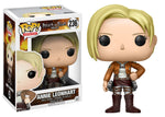 POP ANIME ATTACK ON TITAN ANNIE LEONHART
