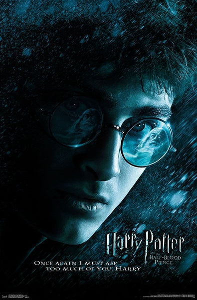 Harry Potter - Half Blood