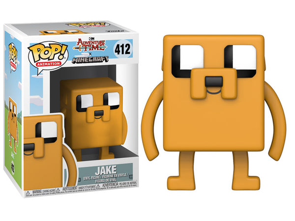 POP ADVENTURE TIME MINECRAFT JAKE
