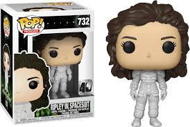 POP ALIEN 40TH RIPLEY IN SPACESUIT