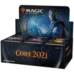 PREORDER - MTG CORE 2021 DRAFT BOOSTER BOX + BAB (WHILE SUPPLIES LAST)