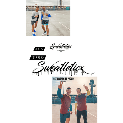 Aus Sweatletics wird SWEATLETICX