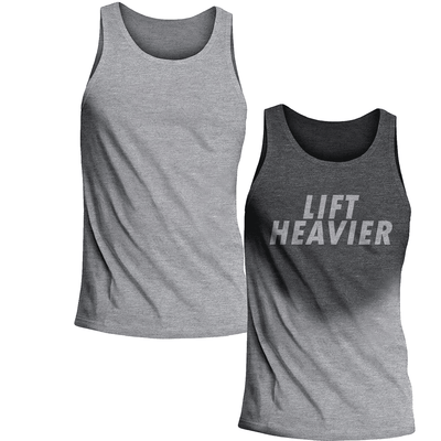LIFT HEAVIER - SWEATYTANK - Sweatleticx