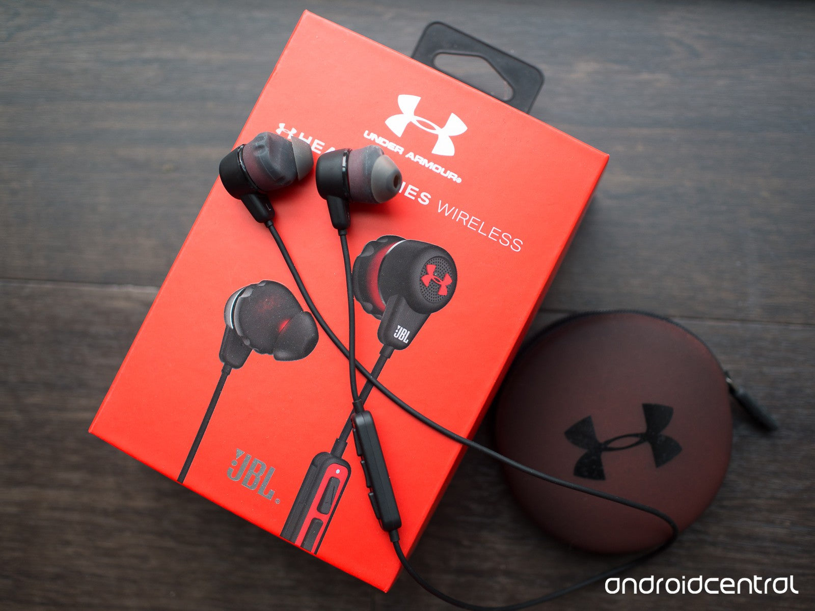 5e0394876a2 Load image into Gallery viewer, JBL Under Armour Bluetooth Wireless Sports  Earphones ...