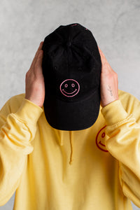 Good Vibes Only Low-Pro Cap - Black