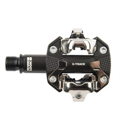 Look X-Track Cr-Mo Black MTB Pedals
