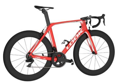Look 795 Blade RS Ultegra Ksyrium Road Bike 2019