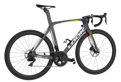 Look 795 Blade RS Disc Ultegra Di2 Vittoria Elusion Road Bike 2019