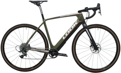 Look E-765 Gravel Disc Force 1X All Road Electric Road Bike 2019