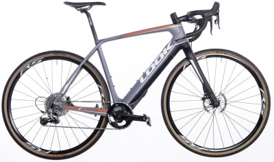 Look E-765 Gravel Disc Rival 1X RS170 Electric Road Bike 2019