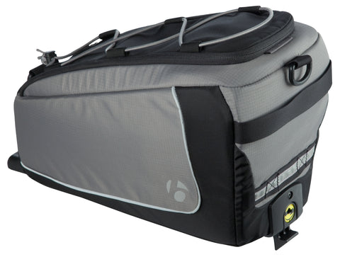 Bag Bontrager Rack Trunk Interchange Black/Grey