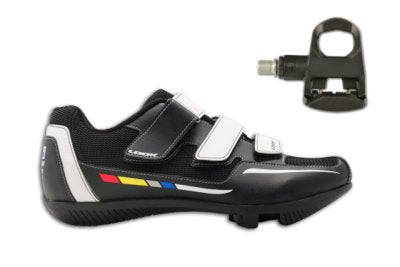 Look Touring Shoes with Keo Easy Pedals