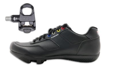 Look City Shoes with Keo Easy Pedals
