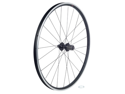 Wheel Rear Trek Star Circle/Tk32 650C 24H Black