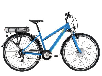 Lapierre Overvolt Trekking 100 Womens Electric City Bike 2018
