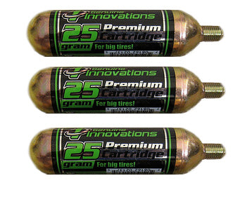 Cannondale CO2 25g Cartridge 3 Pack