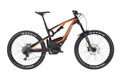 Lapierre Overvolt AM 600+ 27.5+ Carbon Electric Mountain Bike 2018