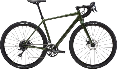 Cannondale Topstone Disc SE Sora Gravel Bike 2019