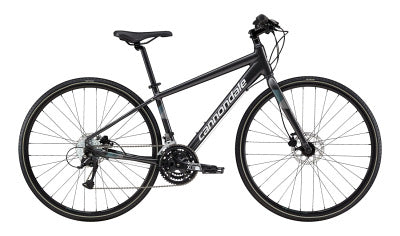 Cannondale Quick 5 Disc Womens City Bike 2018