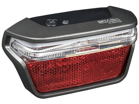 Light Spanninga Brasa On/Off/Auto Battery Powered Rear
