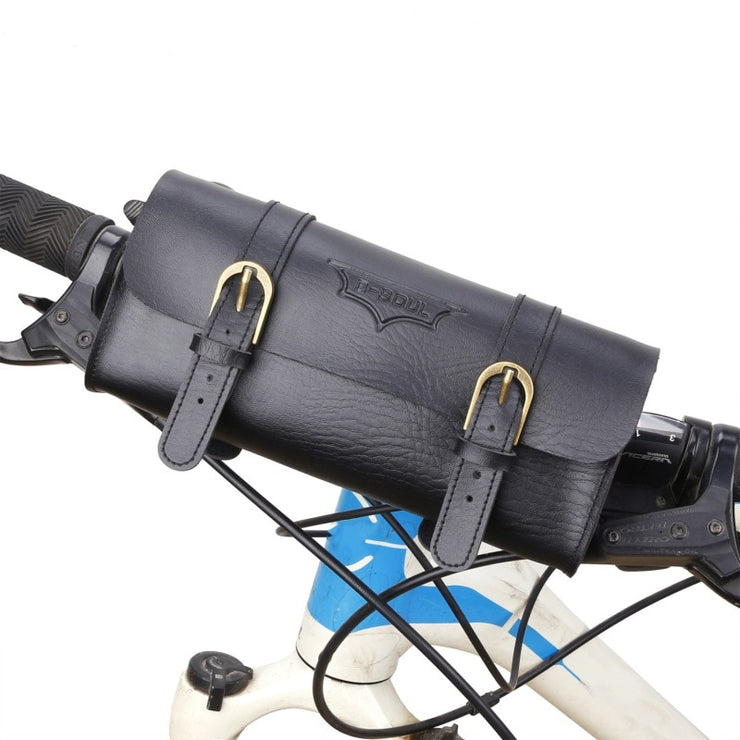 Retro Bicycle handlebar Bag