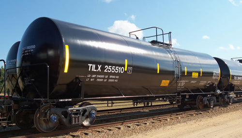 Gardner Asphalt Operations Tanker