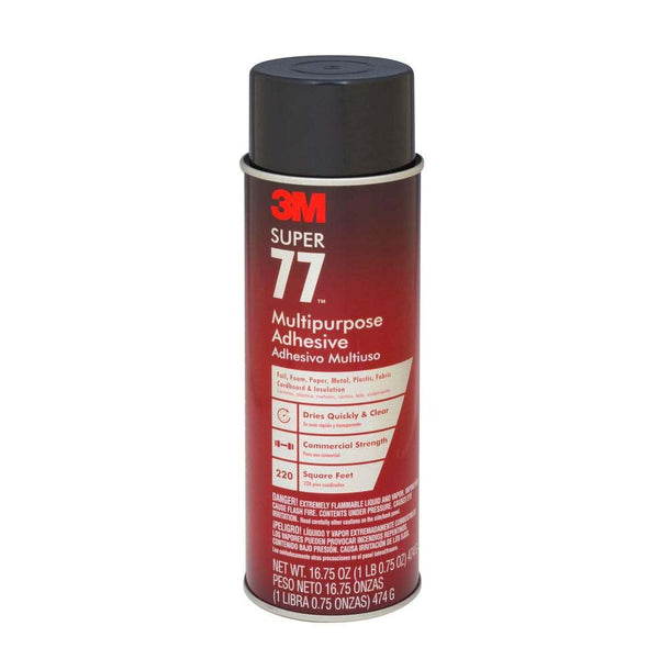 3M-77 Spray Adhesive - Qualification Targets Inc