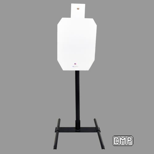 C-15 Static Steel Target Full IDPA - Qualification Targets Inc