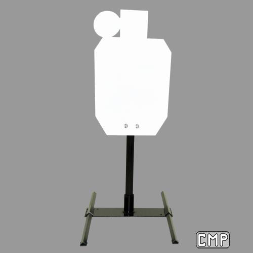 C-28 Steel Hostage Target, Full Size Torso - Qualification Targets Inc