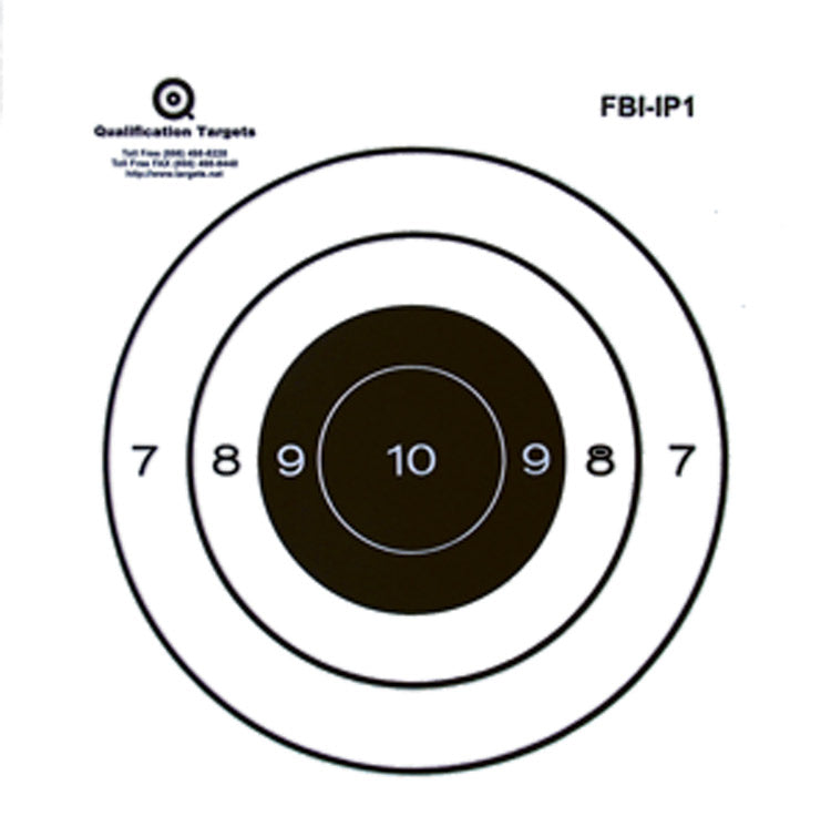 FBI-IP1 - Qualification Targets Inc