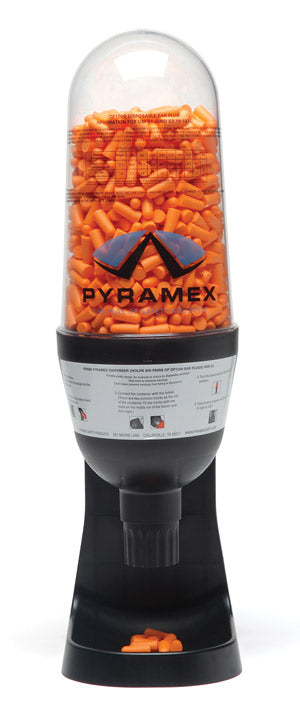 Pyramex Ear Plug Dispenser - Qualification Targets Inc