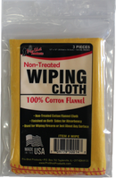 WIPE - Non-Treated Cloth - Qualification Targets Inc