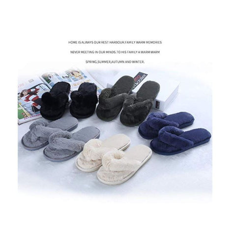 Women's Soft Flip-Flop Slippers