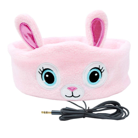 Image of CozyPhones Kids Headphones with Ultra-Thin Speakers Soft Fleece Headband