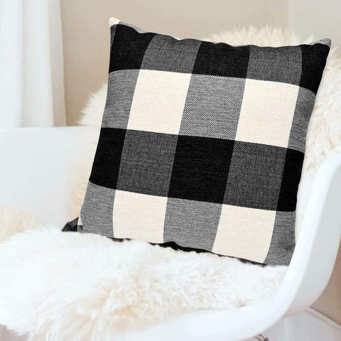 Buffalo Plaid Throw Pillow