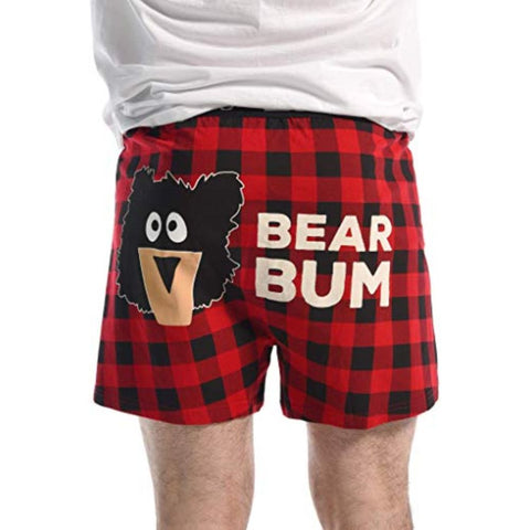Image of Soft Comical Boxers for Men