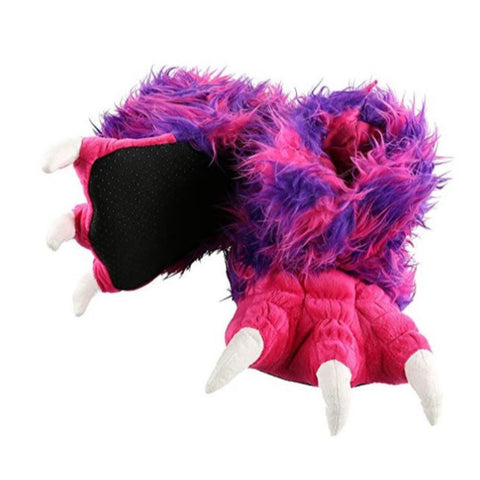 Animal Paw Slippers for Kids and Adults