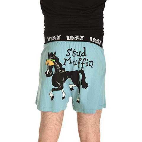 Soft Comical Boxers for Men
