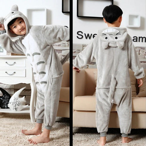 Image of Kids Onesie Character Pajamas